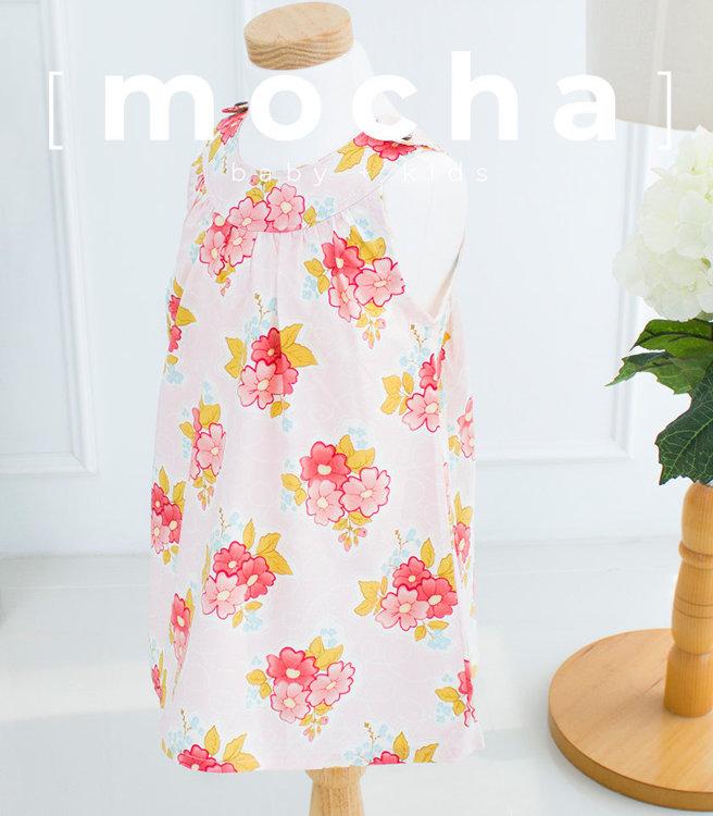 Picture of (3Y-7Y) Camilla Dress PDF Pattern
