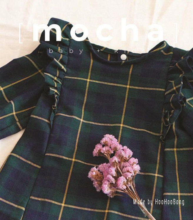 Picture of (3M-24M) Daisy Blouse and Dress PDF Pattern
