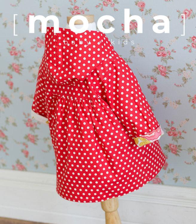 Picture of (6M ~ 24M) Mackenzie Gathered Jacket  PDF Pattern