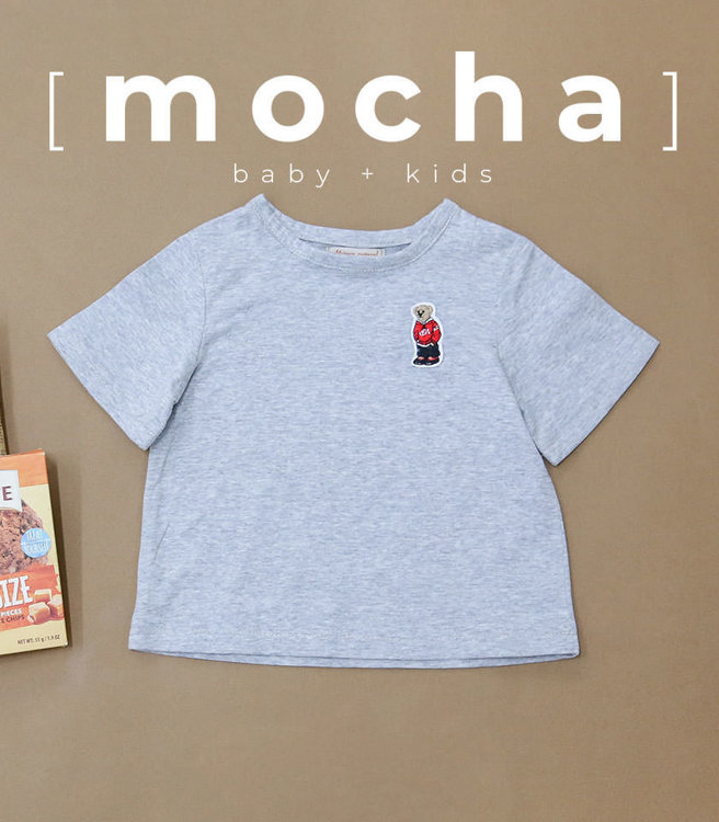 Picture of (1Y-5Y) Parker 2 Styles T-shirt PDF Pattern